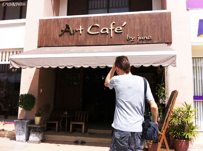 Art Cafe by june. Чавенг, Самуи